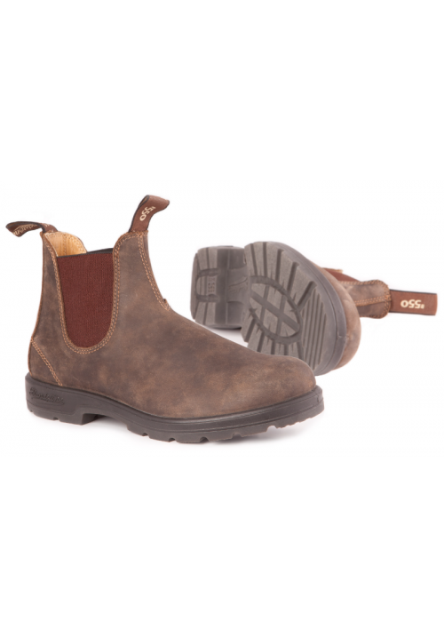 Blundstone Rustic Brown 585